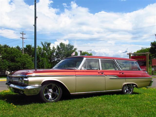 1962 Mercury Wagon