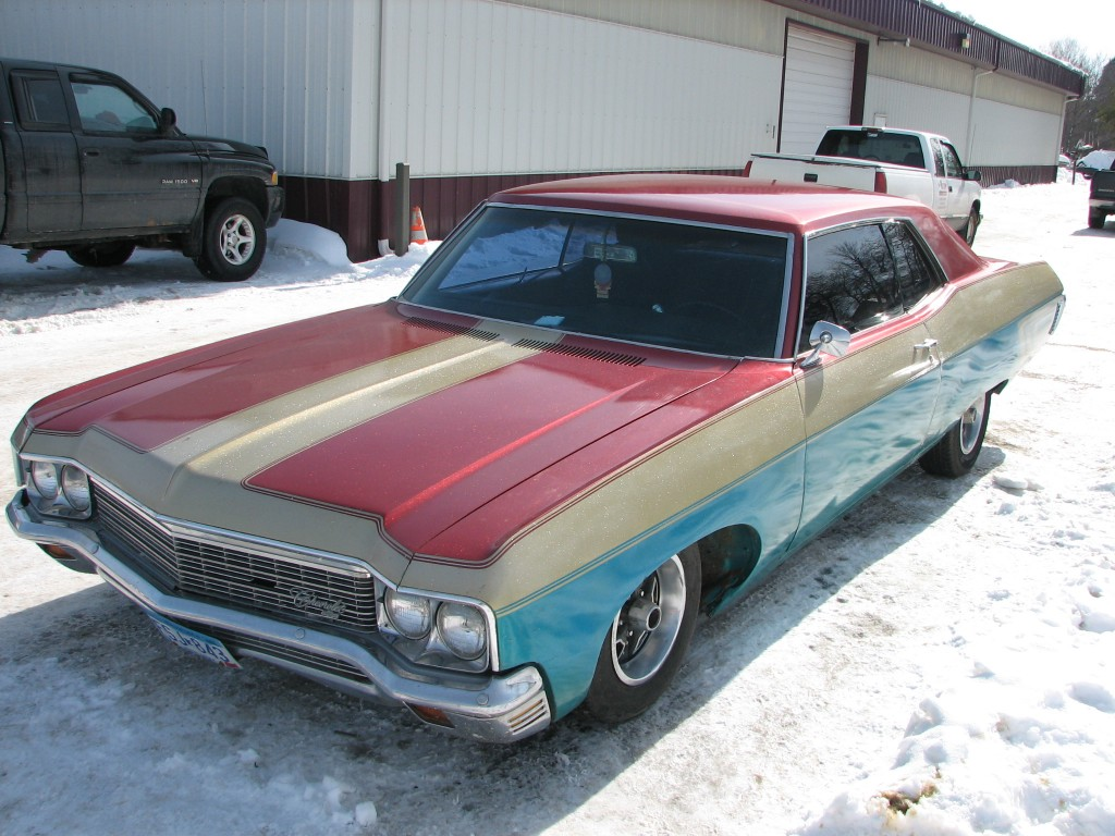 1970 Chevy Impala Low Rider