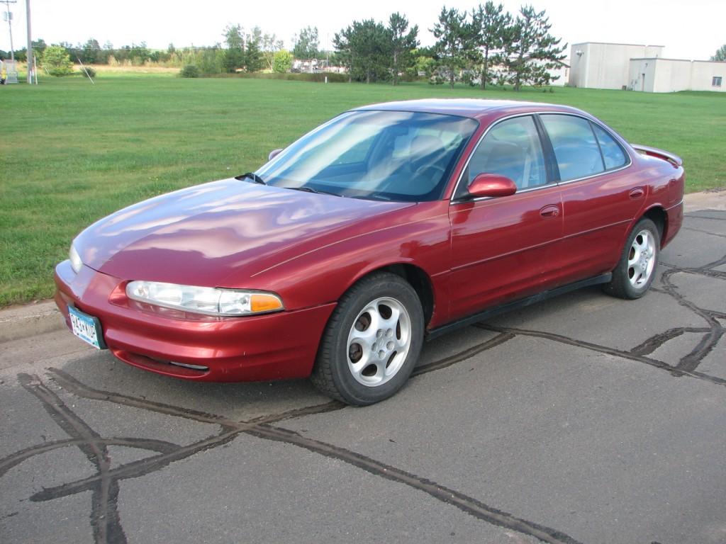 1998 oldsmobile intrigue gl main image