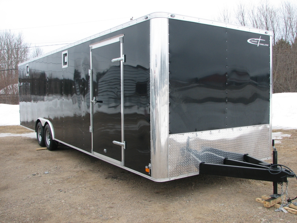 2014 Cross Enclosed Trailer