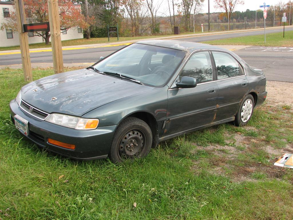 1997 Honda Accord LX