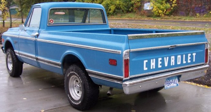 Related Pictures 1971 Chevy K10 31x10 50 1965 Chevy Trucks ...