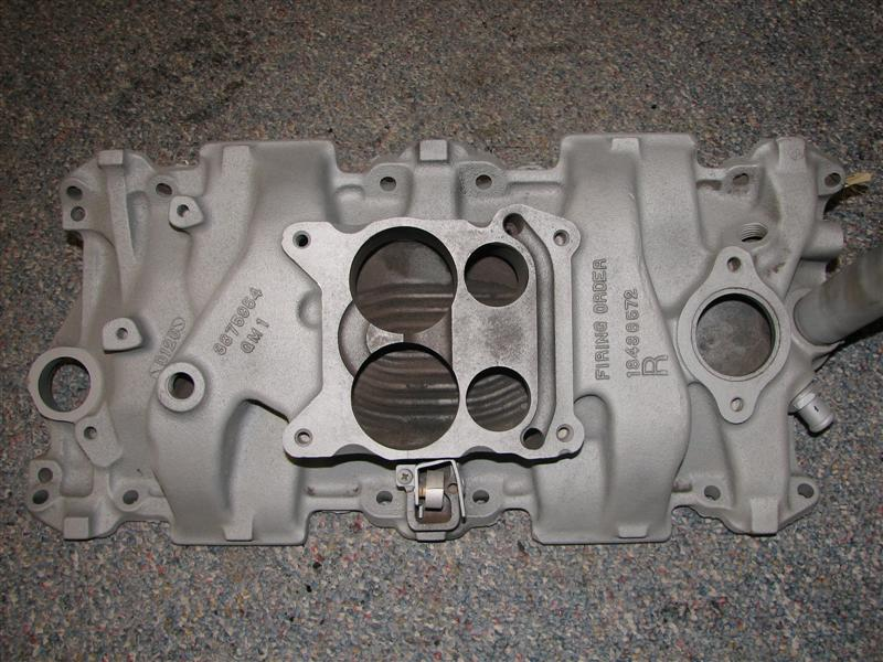 1966 Chevrolet Chevelle 327 275HP Intake Manifold